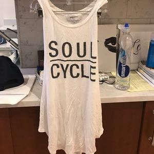 Tops - SoulCycle Basic White Tank