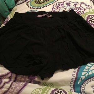 Pants - Black shorts!