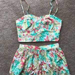 American Eagle Outfitters Dresses & Skirts - American Eagle Top and Skirt Set