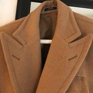 e3e8f836d4b8 Polo by Ralph Lauren Jackets   Coats - POLO CAMEL HAIR COAT... 100