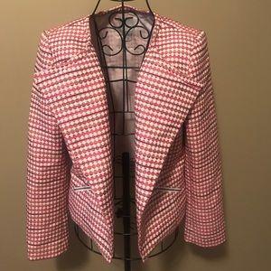 Halogen Jackets & Blazers - Print Blazer Size M