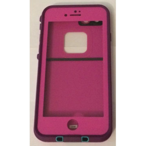 LifeProof Fre Series Pink Case for iPhone 7