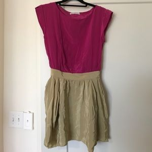 Geren Ford Dresses & Skirts - Geren Ford silk cocktail dress, size S