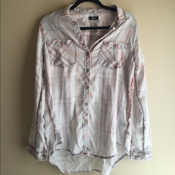 32 off urban outfitters tops urban outfitters super for Super soft flannel shirts