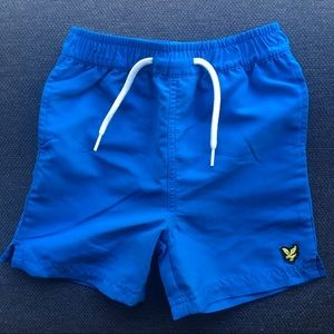Lyle & Scott Other - Lyle & Scott-  boys Swim Shorts NWOT