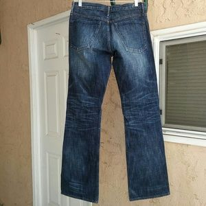 Earnest Sewn Denim - Earnest Sewn Boot Cut Jeans Waist 33 inches.