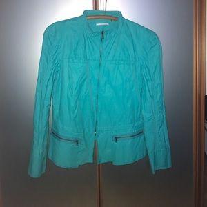 T Tahari Jackets & Blazers - Tahari Jacket Size 14! Gorgeous color !!