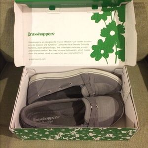 Grasshoppers Shoes - 2 COLORS - Grasshopper's Ortholite Loafers