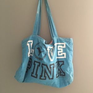 PINK Victoria's Secret Handbags - VS PINK Tote Bag