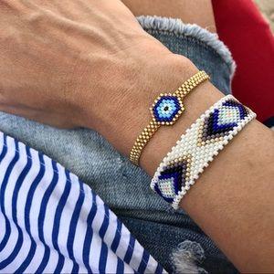Jewelry - Gorgeous Hand Made Ojito, Eye Bracelet