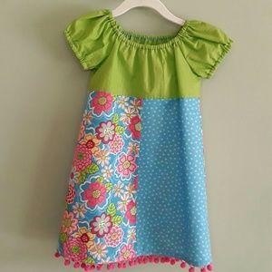 handmade Other - Handmade peasant dress size 4