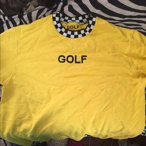 Other - Golf Wang Sweater XXL