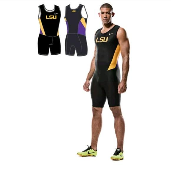 Nike Singlet Running New Ncaa Lsu Wrestling Tigers bbfdeeafaa The Ten Most Selfish Athletes In Professional Sports