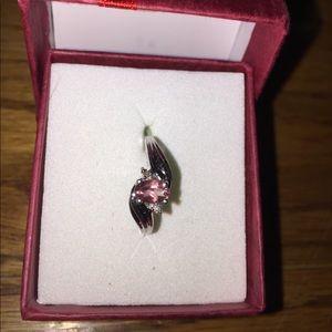 Kay Jewelers Jewelry - 14k White gold tourmaline ring