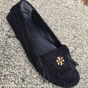 Tory Burch Shoes - Tory Burch Fringe Mocasin Size 8