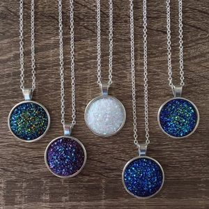 Simple Sanctuary Jewelry - new | Druzy Statement Necklace