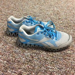 Reebok Shoes - Reebok ZigNano - Blue & Grey - Women's Size 7.5