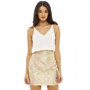 AX Paris Dresses & Skirts - AX Paris Women's 2 In 1 Floral Dress