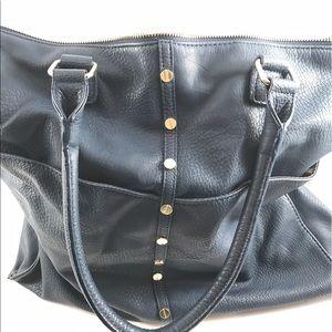 Olivia + Joy Handbags - Olivia and Joy blue tote bag