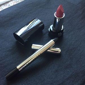Marc Jacobs Other - Marc Jacobs lipstick & eyeliner