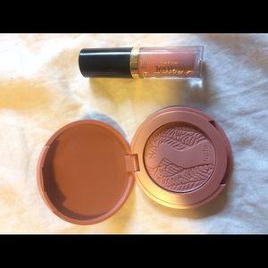 tarte Other - Tarte Lip Paint & Amazonian Blush