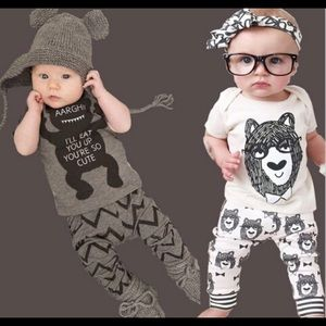 Other - T-Shirt and Leggings Set