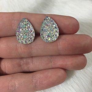 Jewelry - 3 for $12  Handmade Druzzy earrings