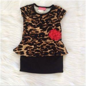 Other - 🅾 4/$20 🅾 Tiger Print Dress