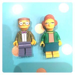 Lego Other - Simpson Legos