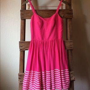 Amanda Uprichard Dresses & Skirts - EUC Amanda Uprichard Pink Silk Dress-Size M