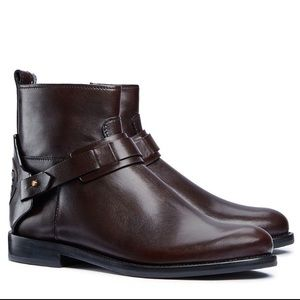 NEW Tory Burch Derby Flats Booties Boots