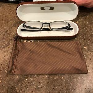 Oakley Other - Oakley Caliper Matte Black Glasses
