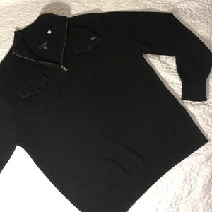 Guess Other - Guess Sweater x 1/4 Zip at neck
