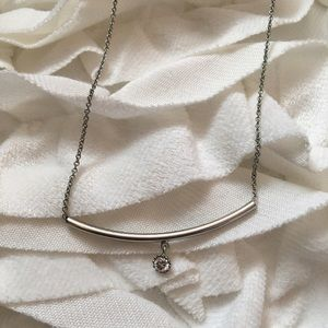 H&M Jewelry - {H&M} Bar Necklace