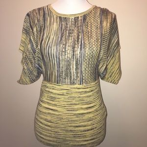 outfit JPR Tops - Cute yellow and black top