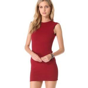 Bec & Bridge Dresses & Skirts - Bec & Bridge Reversible Rib V Dress