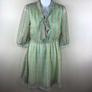 Moon Collection Dresses & Skirts - Alice Moon Bird Print Dress