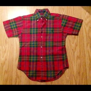 Ralph Lauren Other - New Boys Polo button down size small