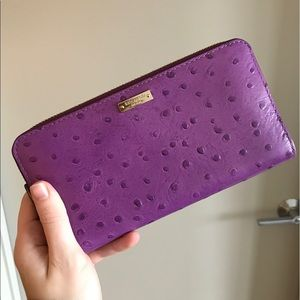 kate spade Handbags - Kate Spade Zip Around Wallet