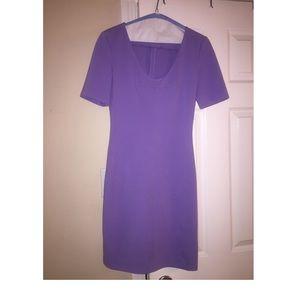 Diane von Furstenberg Dresses & Skirts - Light purple DVF dress only wore once