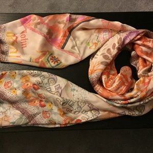 John Galliano Accessories - SALE!!! ❤️ John Galliano silk scarf ❤️