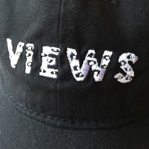 concert merch Accessories - VIEWS Summer sixteen drake and future tour dad  hat 8f8fb84e75f7