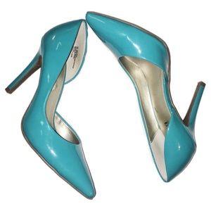 a.n.a Shoes - A.N.A teal heels