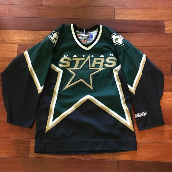 09c7b898a Dallas Stars CCM NHL Jersey