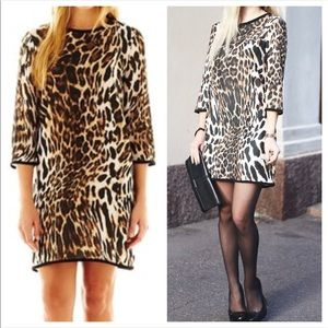 MNG by Mango Dresses & Skirts - Just In👠MNG by Mango Animal print Shift Dress