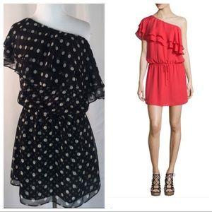 Haute Hippie Dresses & Skirts - Haute Hippie One Shoulder Dress