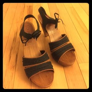 J. Crew Shoes - J. Crew Sandals Size 10