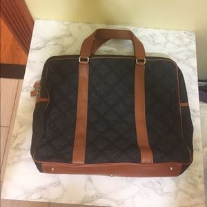 Brooks Brothers briefcase