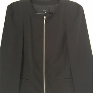 DREW Jackets & Blazers - Black cape suite jacket