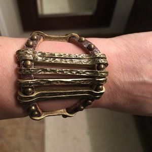 BKE Jewelry - Leather bracelet